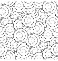 Seamless pattern abstract stylish vector