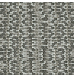 Stone pavement background vector