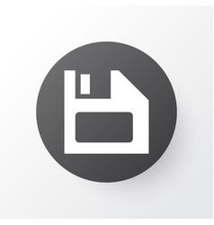 Floppy disk icon symbol premium quality isolated vector