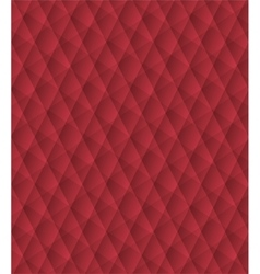Red geometric pattern abstract background vector