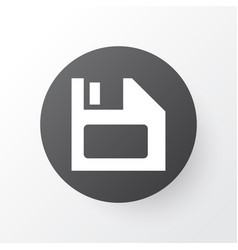 floppy disk icon symbol premium quality isolated vector image vector image