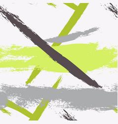 Contemporary geometric hand drawn triangle vector