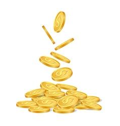 money 1 08 vector image