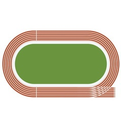 Olympic stadium vector