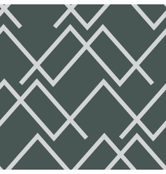Seamless abstract horizontal lines pattern vector image vector image