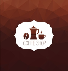 Coffe shop vector