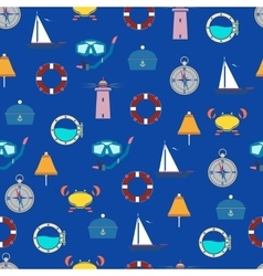 The pattern and the sea vector
