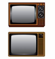 TV illustration vector image
