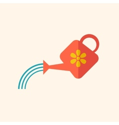 Cultivation flat icon vector