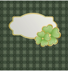 Patrick Day Design vector image vector image
