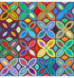 Geometric pattern vector
