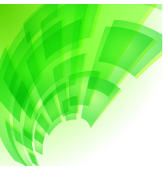 Abstract green digital background for design vector