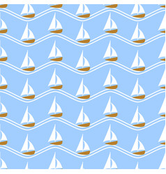 seamless pattern for traveling vector image