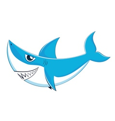 Great white shark3 vector