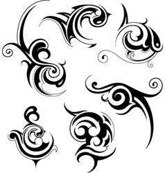 Tattoo ink vector