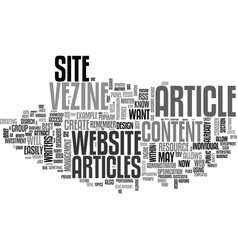 Why have an article website text word cloud vector