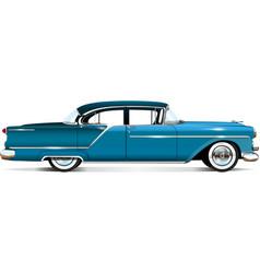 Oldsmobile Ninety vector image vector image