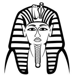 Tutankhamen vector