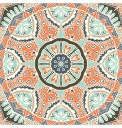 Bohemian geometric print vector