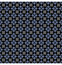Dark seamless geometric pattern vector