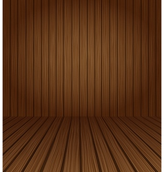 Wood textured background vector image