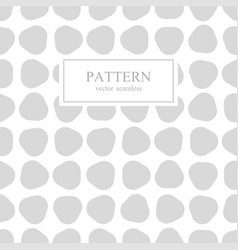 Triangle seamless geometric pattern vector