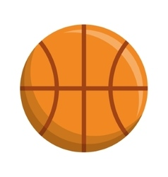 Basketball ball sport vector