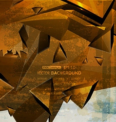 Rustic Abstract Background vector image vector image
