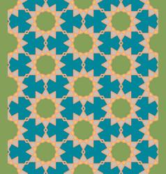Arabic star vector