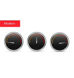 Download speed tachometer icon vector