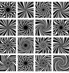 Rotation und twisting vector