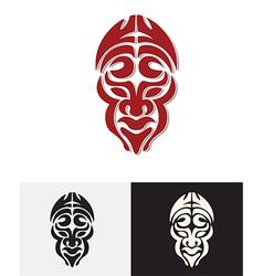 Totem mask vector
