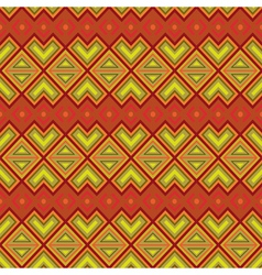 Seamless ethnic motif pattern vector