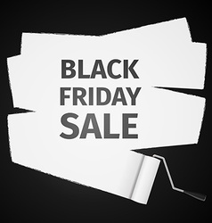 Black friday sale abstract vector