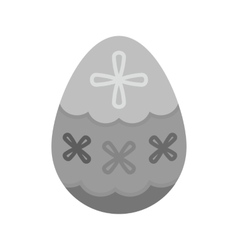 Easter egg ii vector