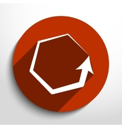 Update web icon vector