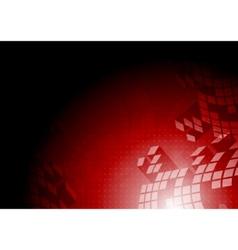 Abstract tech backdrop vector