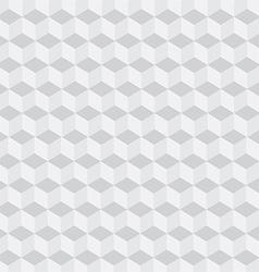 Rhombus squares pattern gray vector