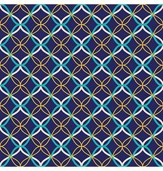 Tangled lattice pattern vector