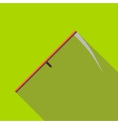 Braid icon flat style vector