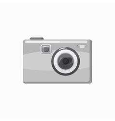 Photo camera icon cartoon style vector image vector image