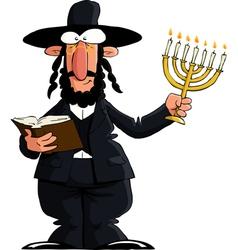 jew vector image
