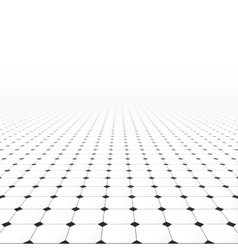 Tiled infinite floor vector