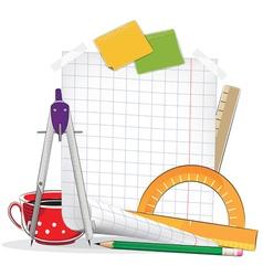 Drawing tools vector