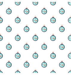 Compass pattern seamless vector