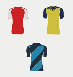 Arsenal kit icons 14-15 vector