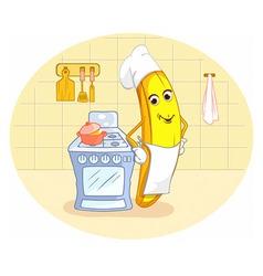 Banan vector