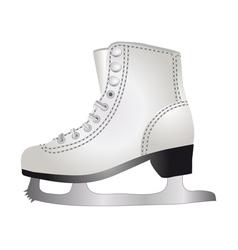 Ice skate vector