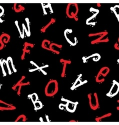 Letters funny 8 vector