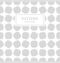 chaotic square seamless geometric pattern vector image vector image